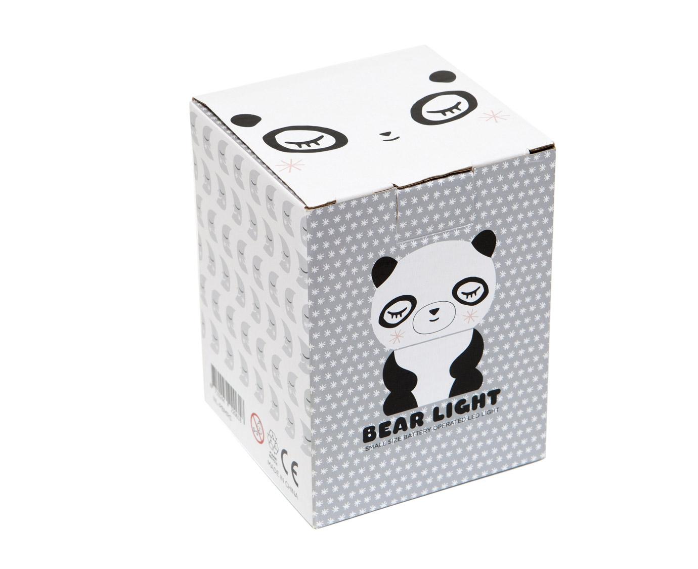 """Lampje """"Panda"""""""