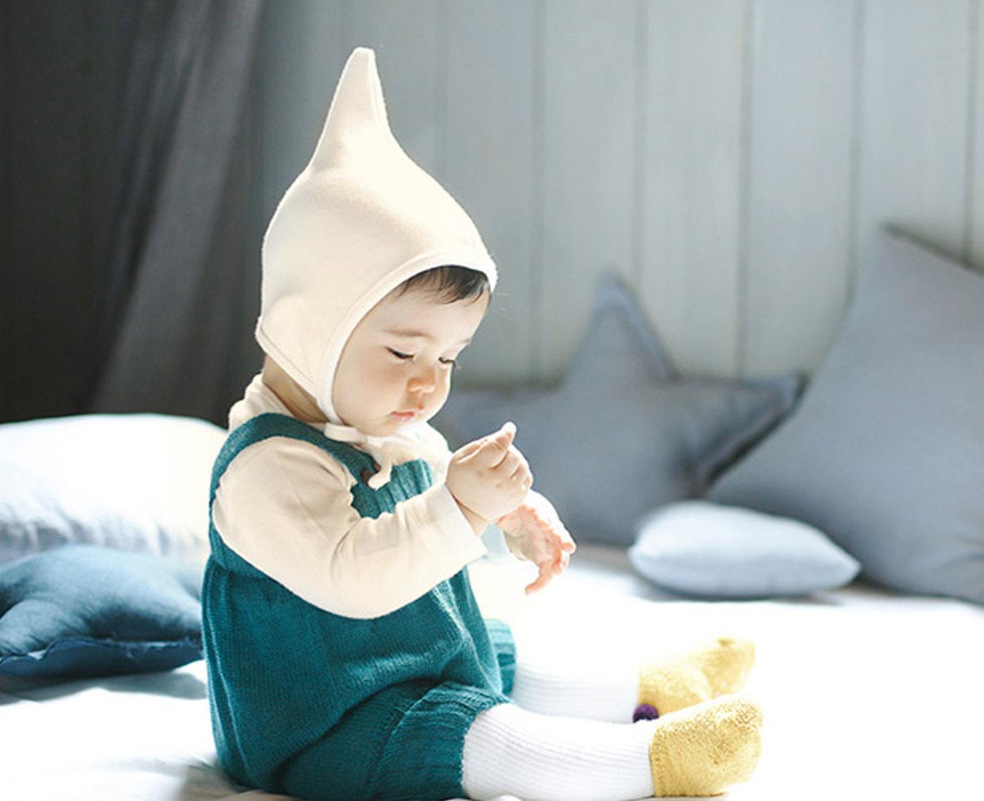 Babymuts 'Elf'