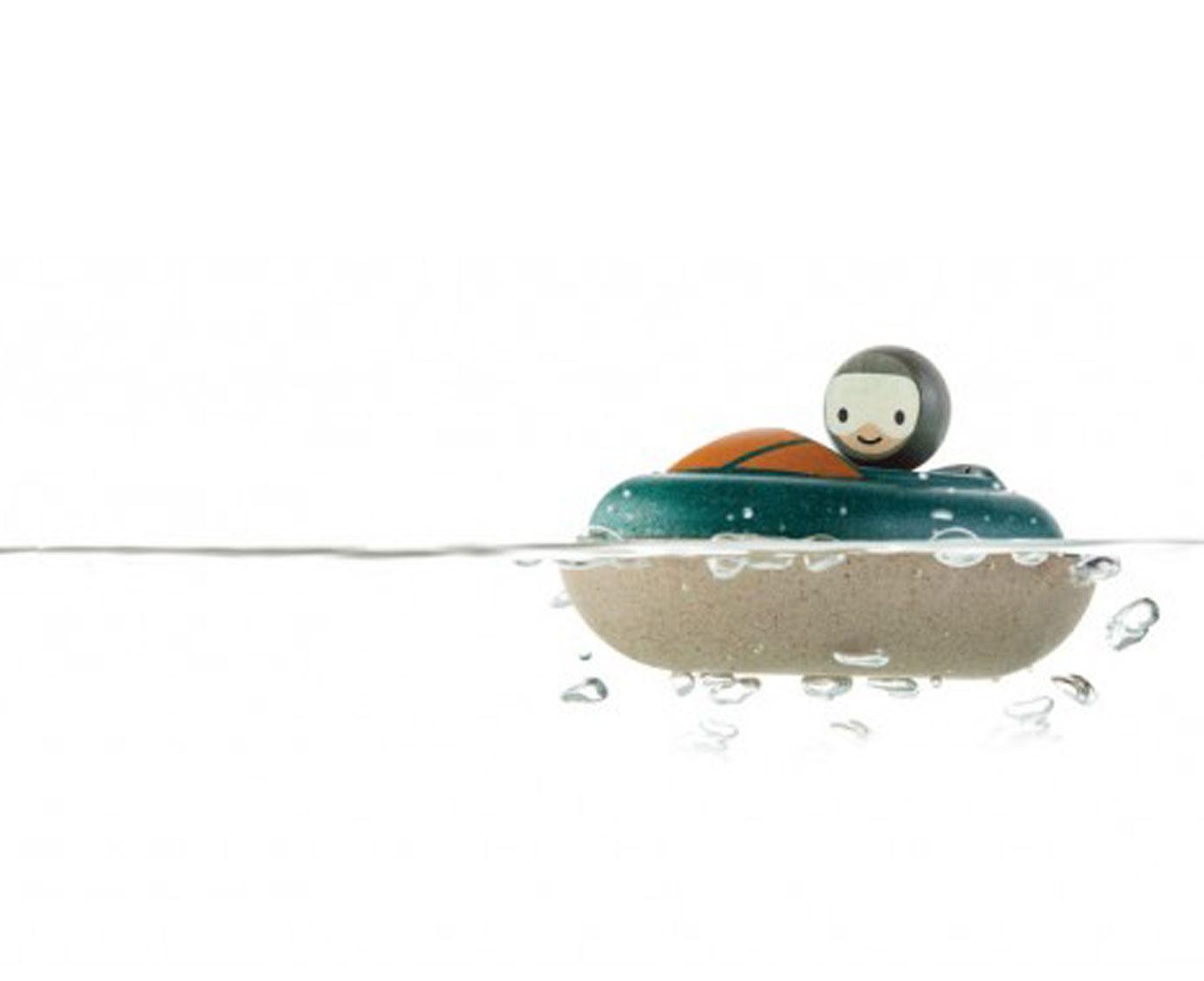 Plan Toys 'Speedboot'