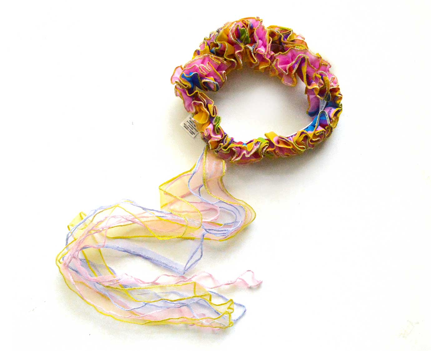 Wrap 'Rainbow Fairy ' kleur