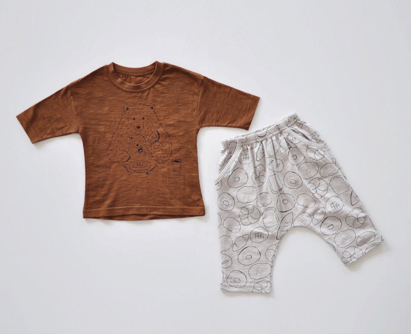 Loungewear  'Breakfast bear'