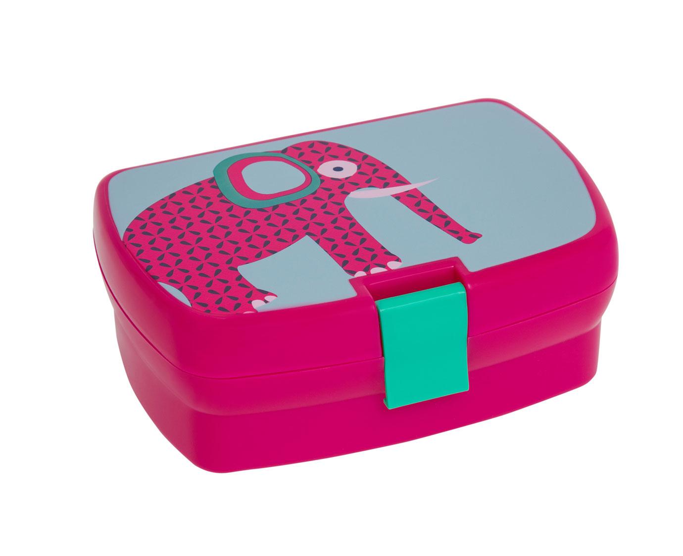 "Lunchbox ""Olifant"" kleur"