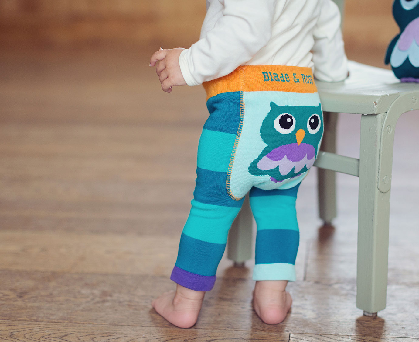 Legging  'Oheo Owl'