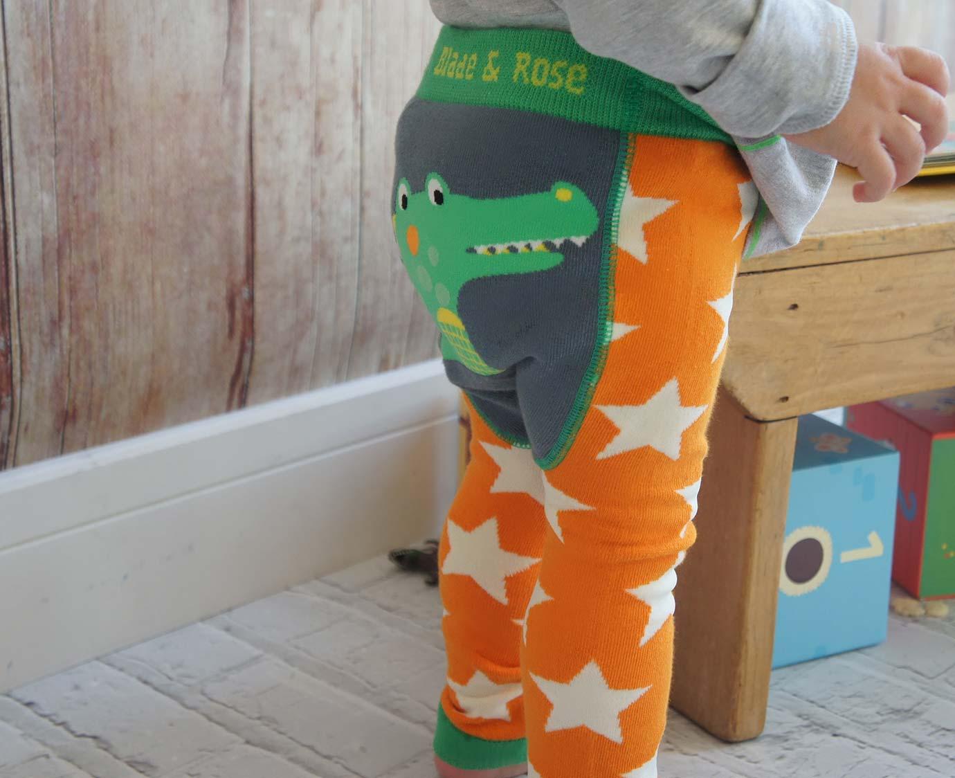 Legging 'Crocodile'