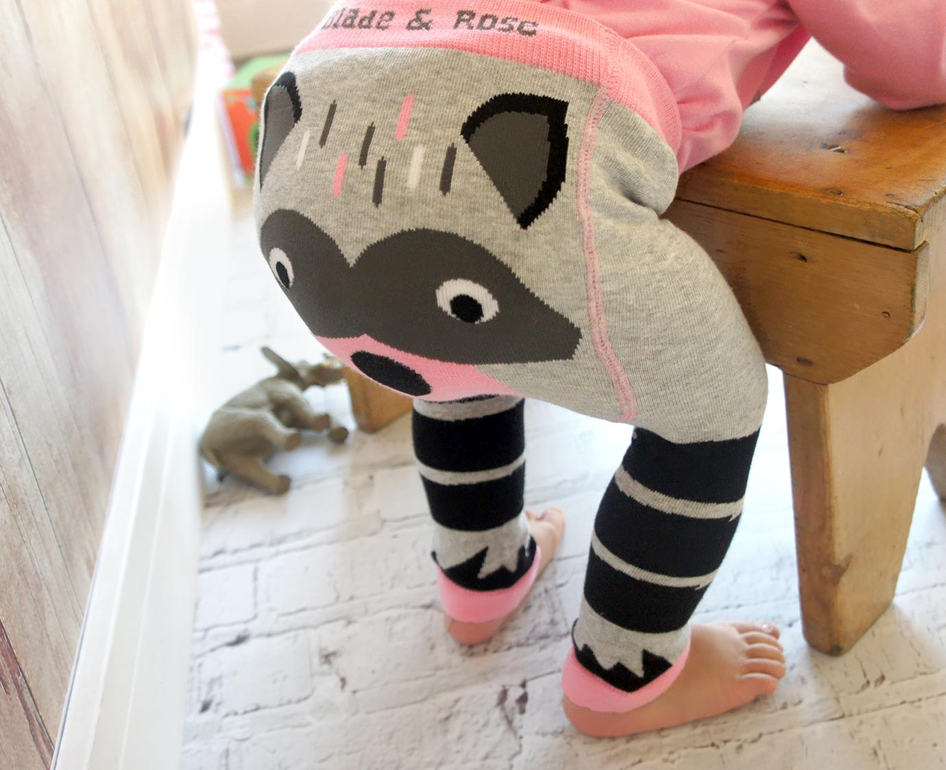 Legging 'Raccoon' kleur