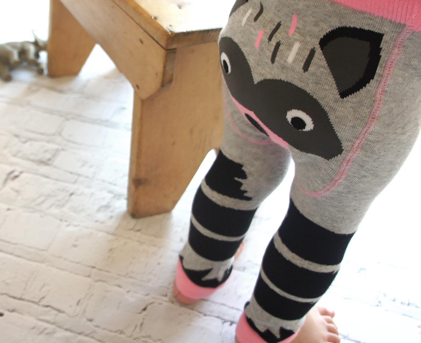 Legging 'Raccoon'
