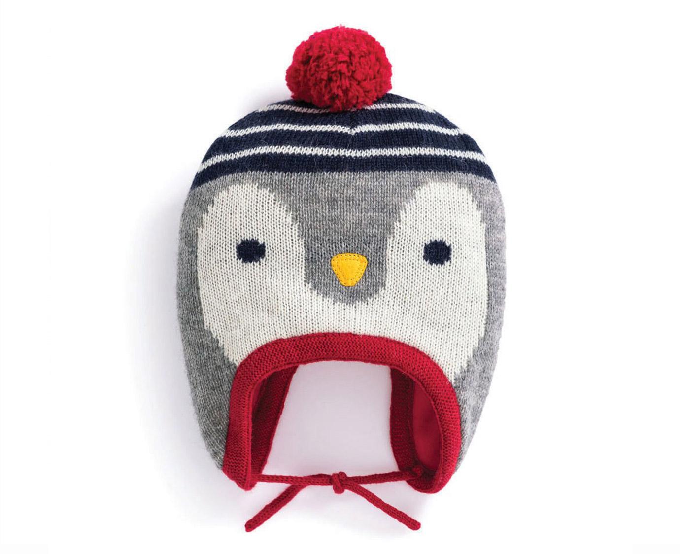 """Muts """"Penguin"""" kleur"""