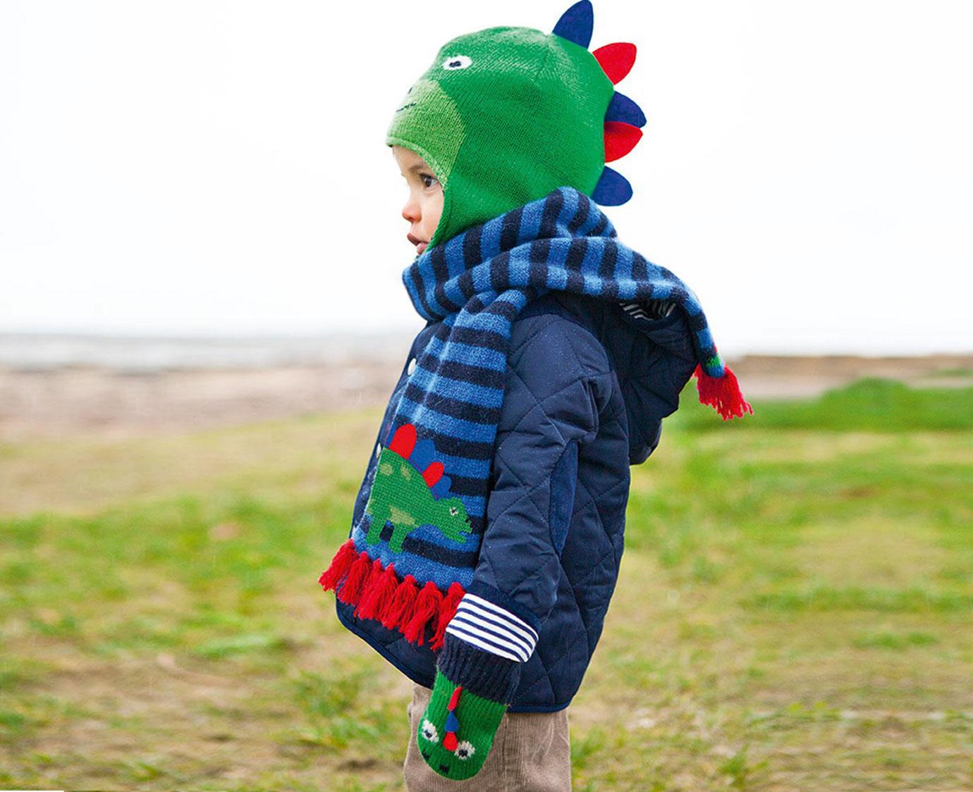 Sjaal 'Dino'