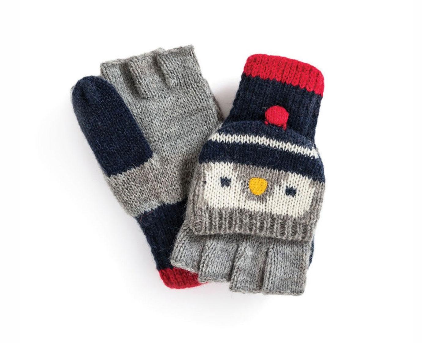 Handschoentjes 'Penguin'