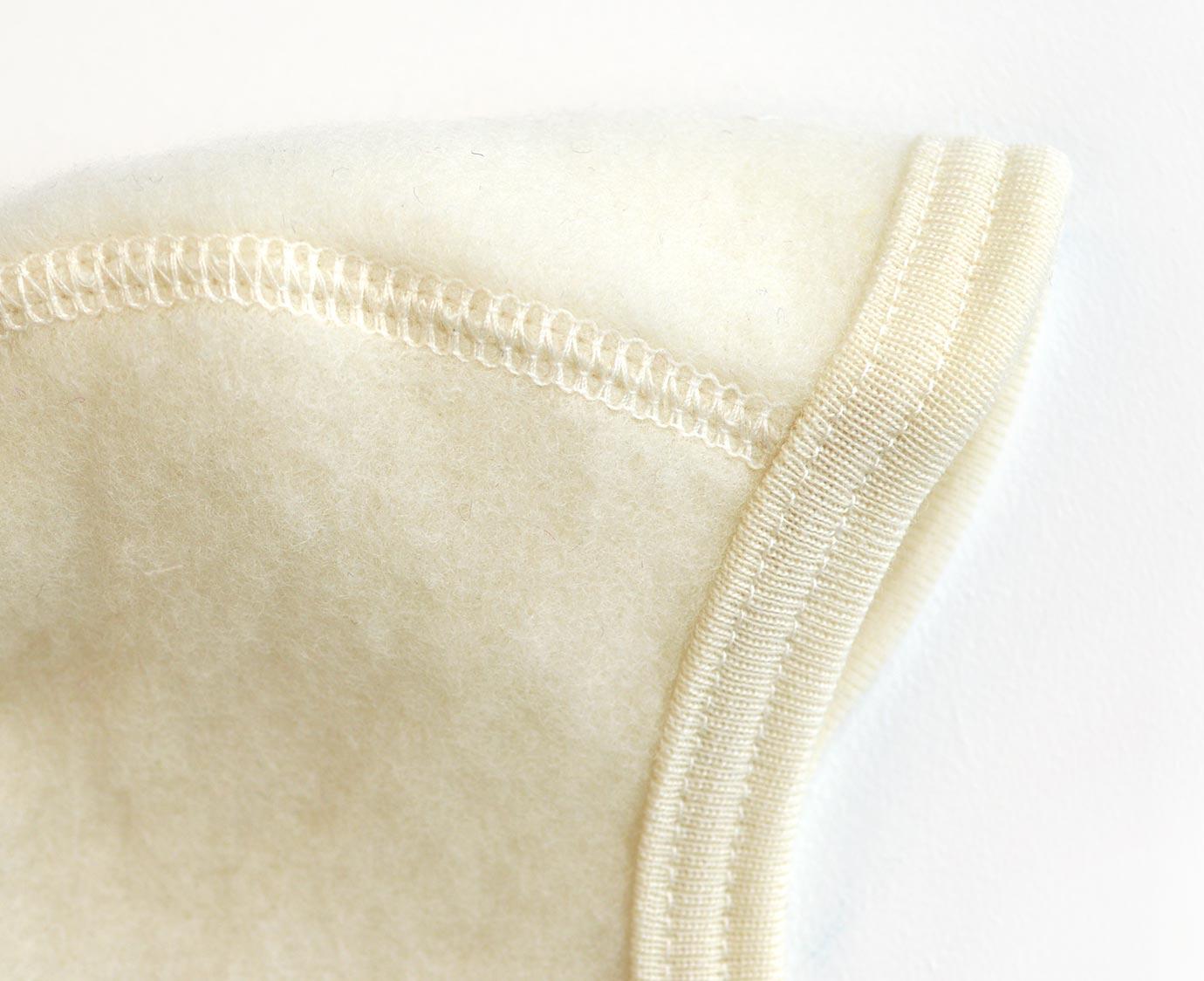 Strikmutsje 'Ivory'