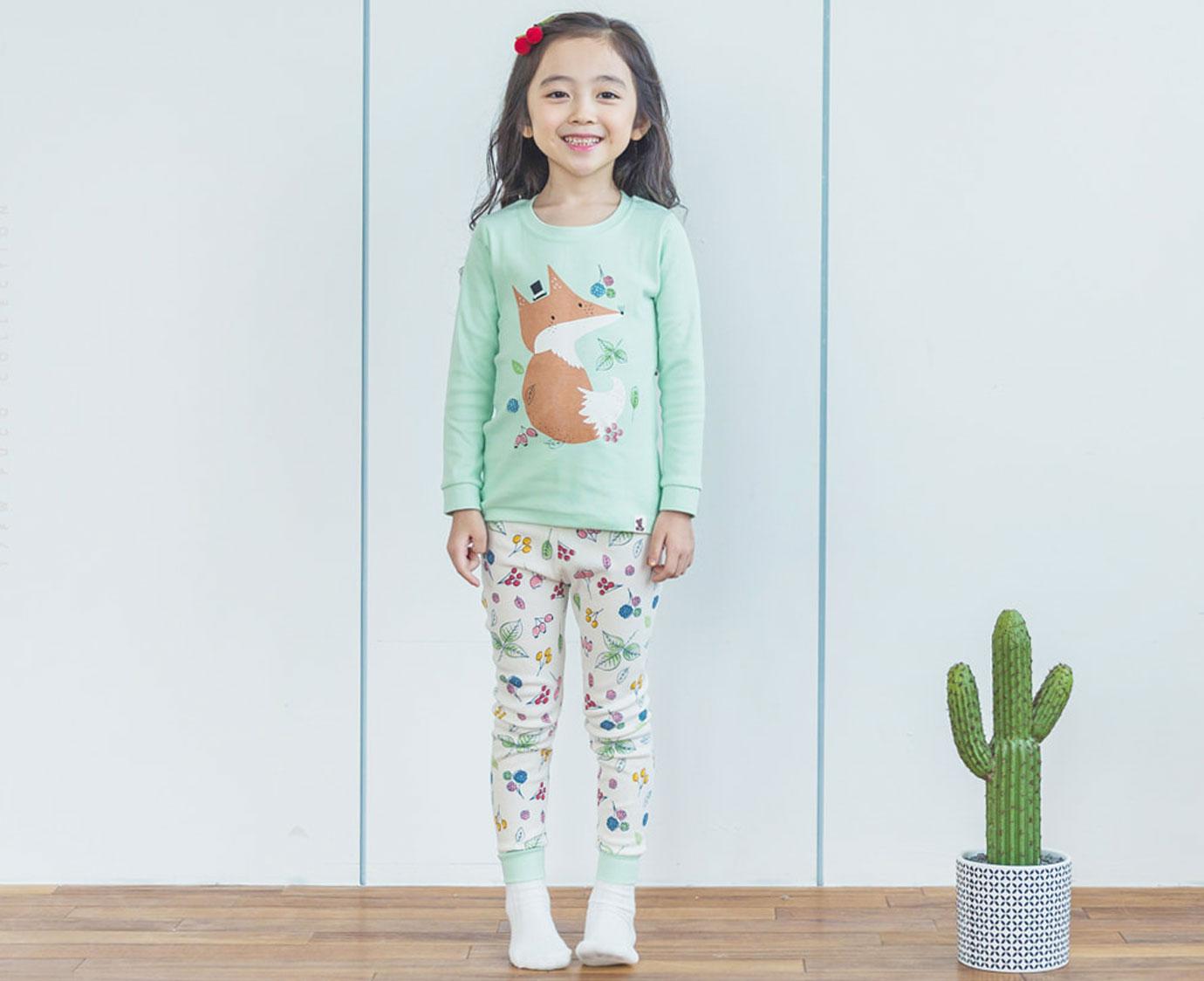 Pyjama 'Harvest Fox'