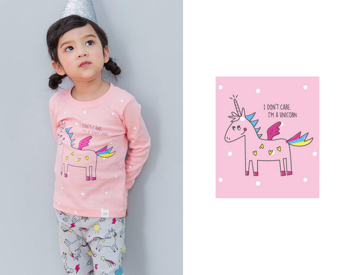 Pyjama 'Unicorn'