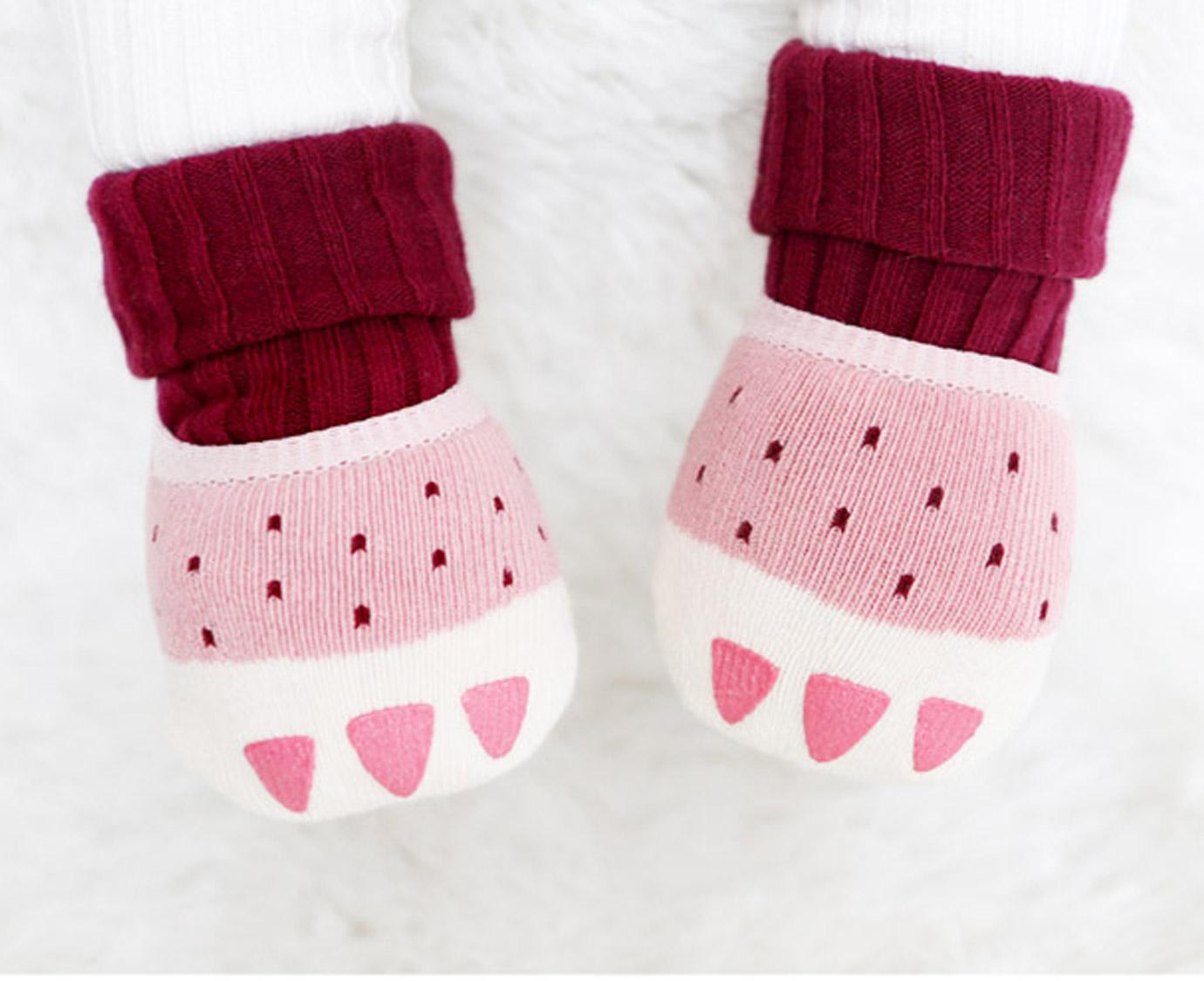 Set 'Paw Pink'