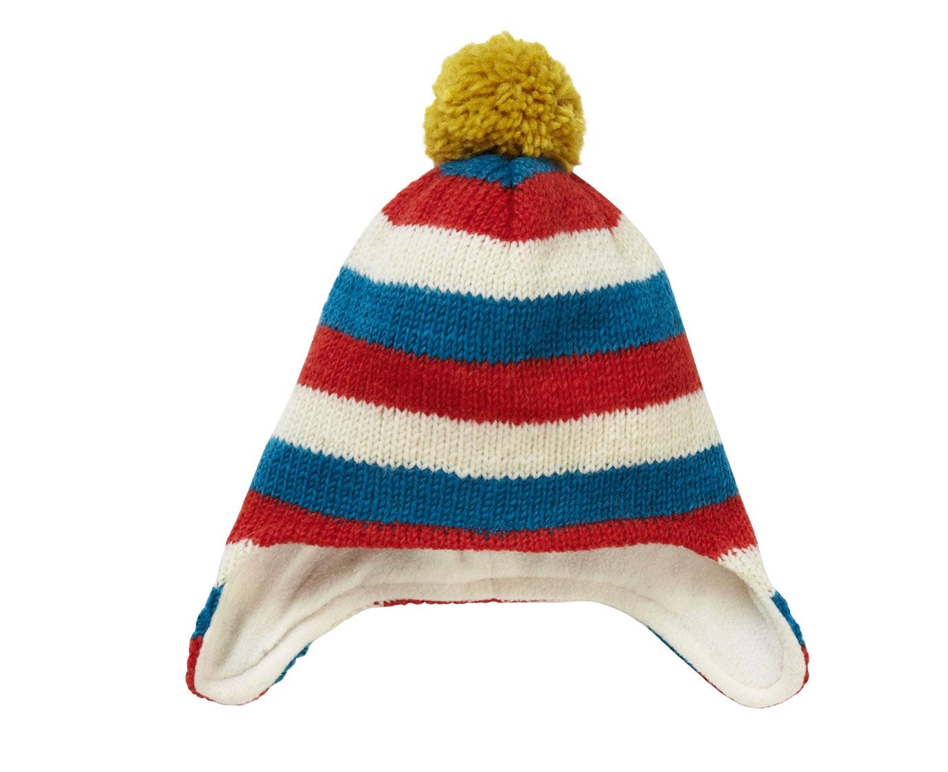 """Kindermuts """"Stripy knit"""""""