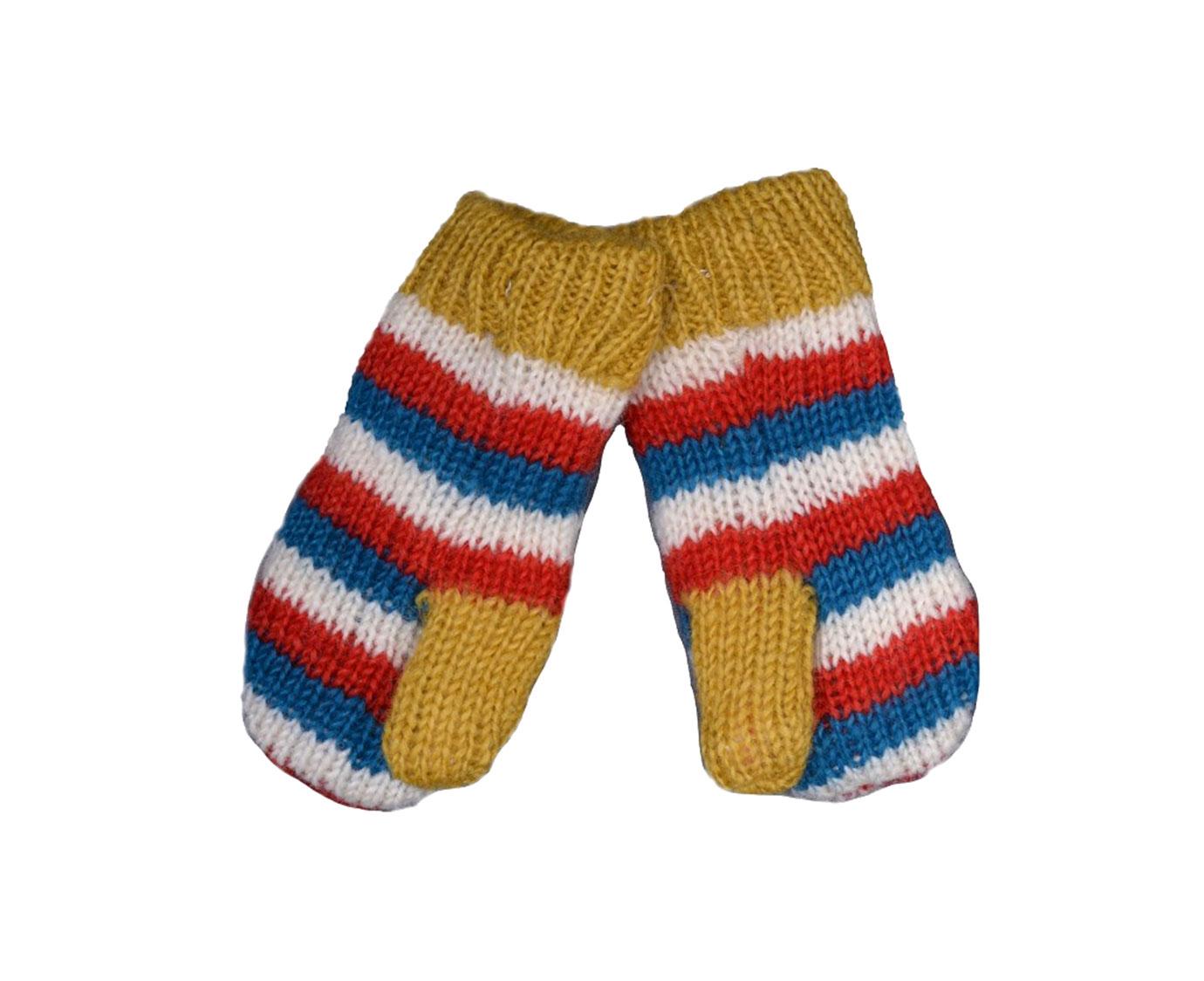 Wantjes 'Stripy knit'