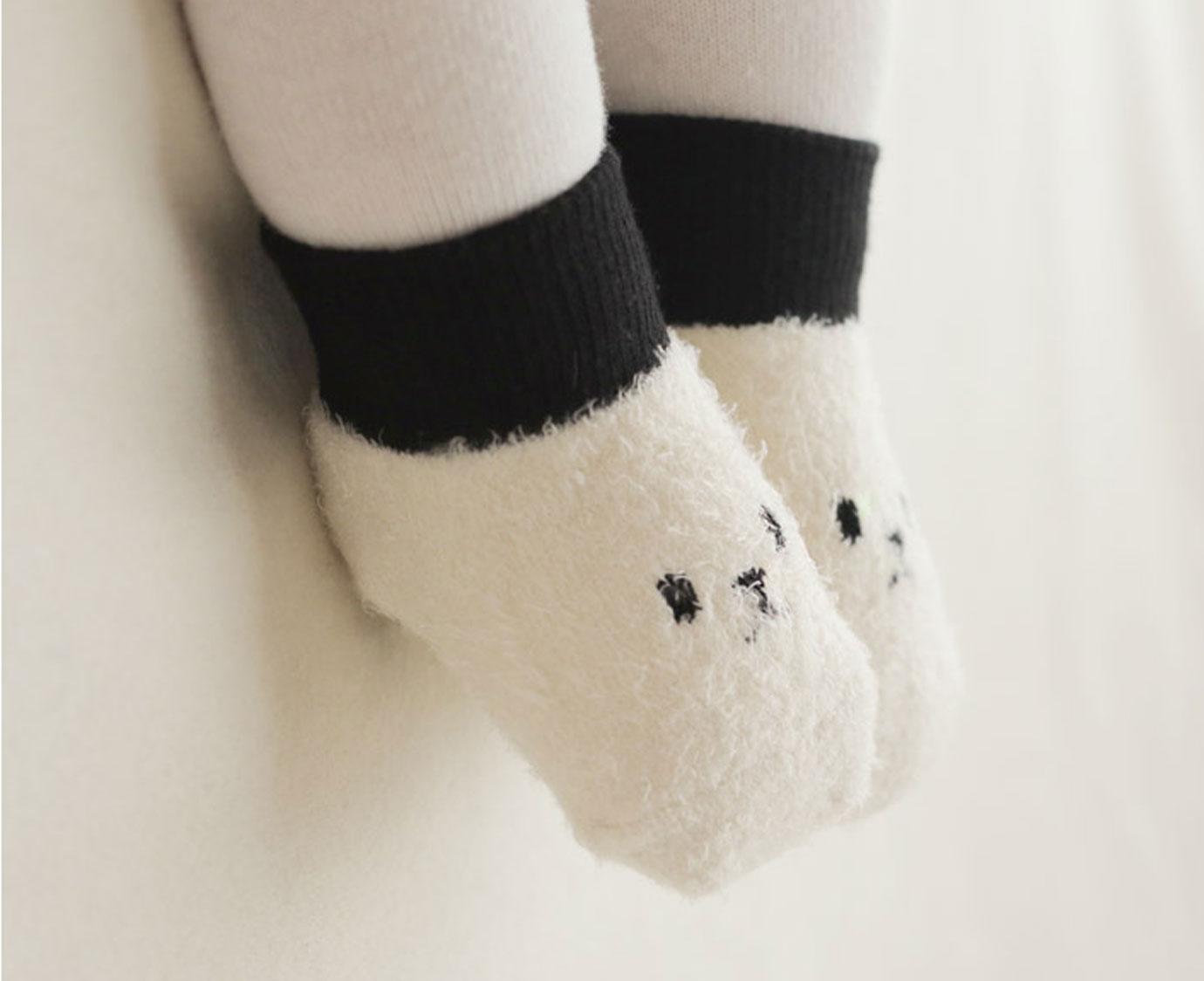 Sokjes 'Fluffy Cat'