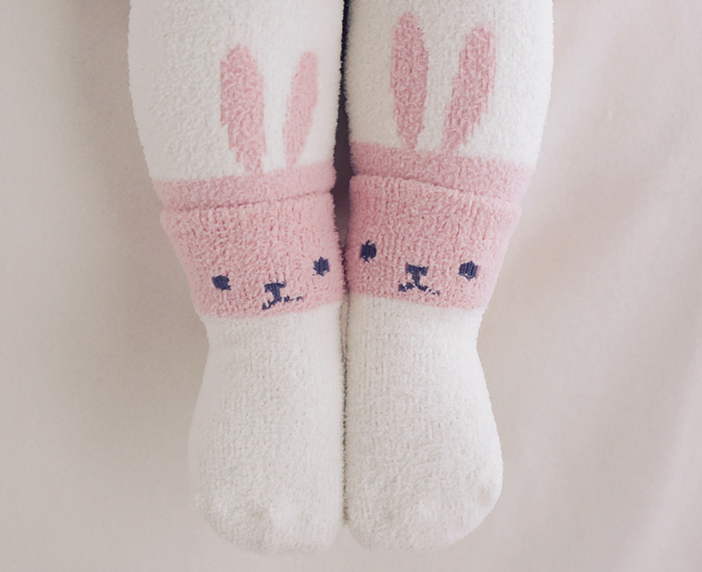 Warme legging 'Winter Rabbit' kleur