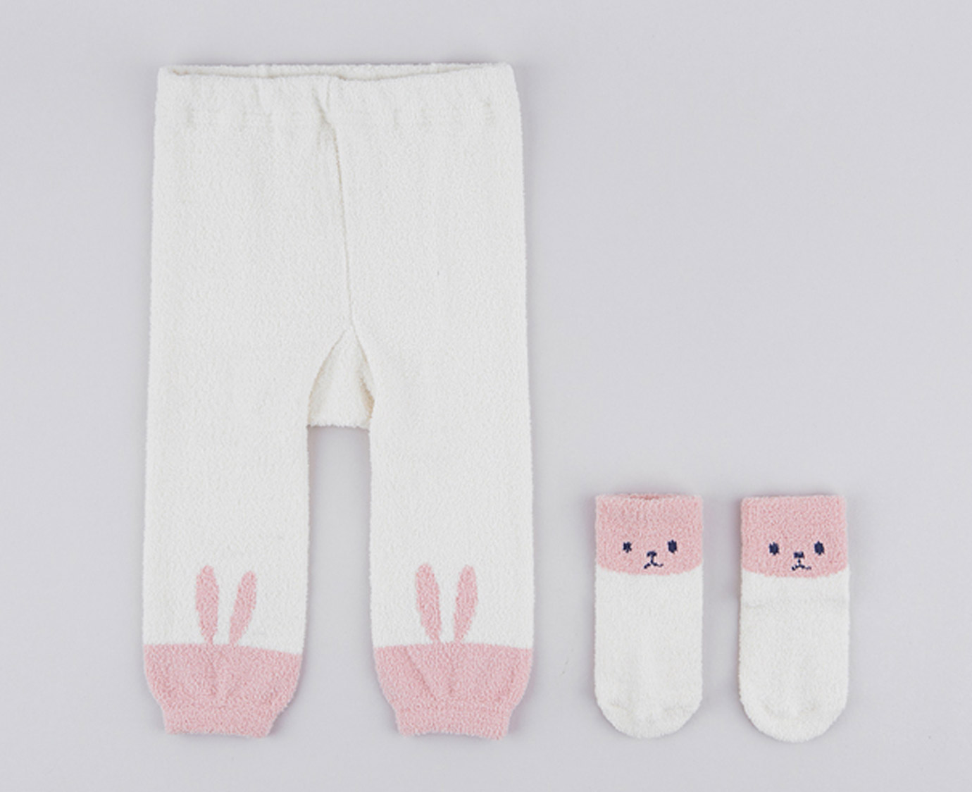 Warme legging 'Winter Rabbit'