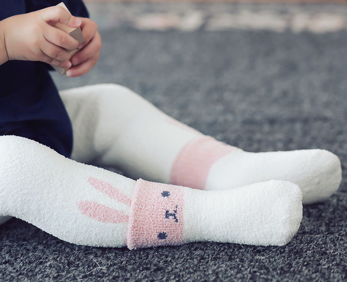 Warme legging 'Winter Rabbit' 3