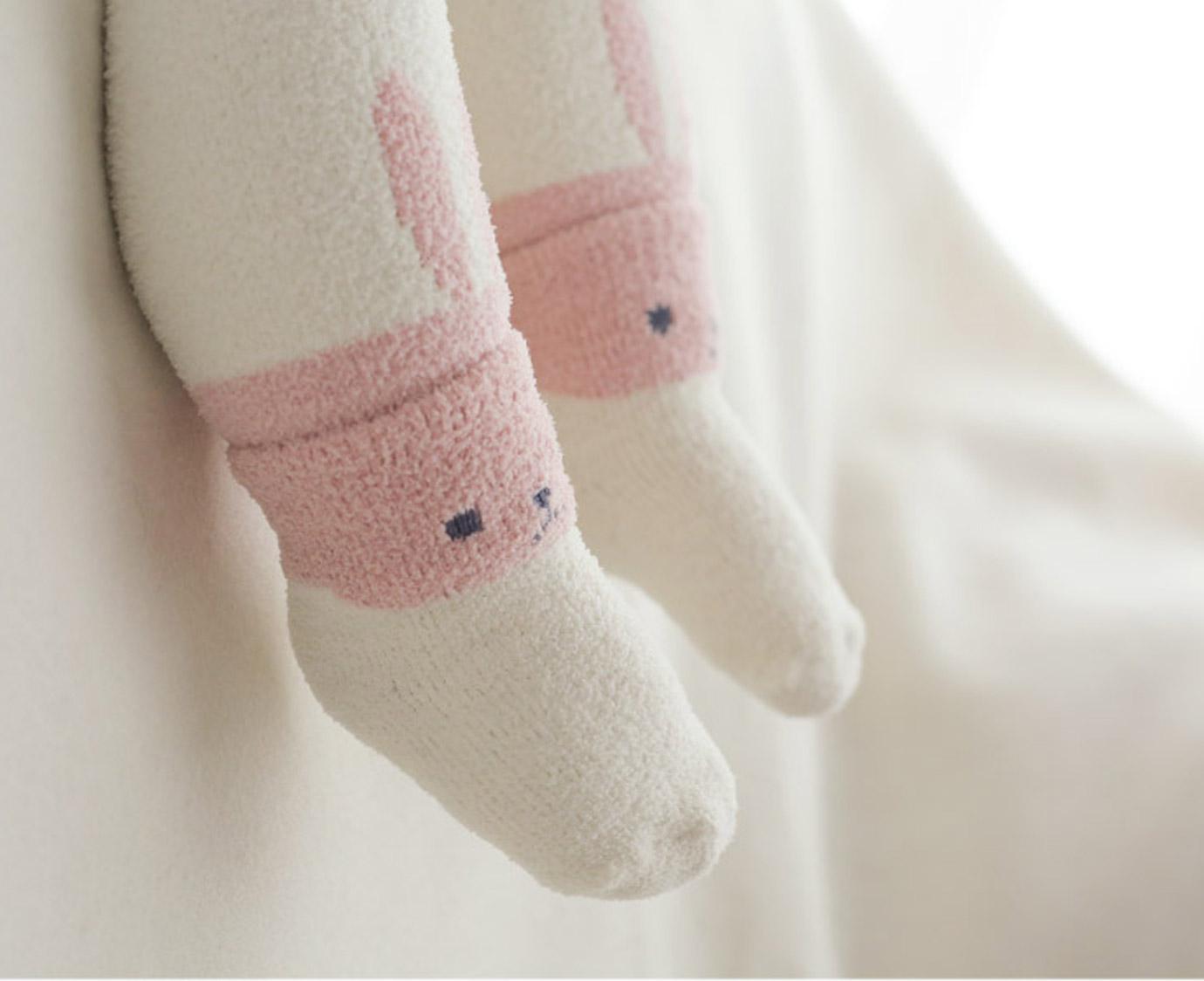 Warme legging 'Winter Rabbit'