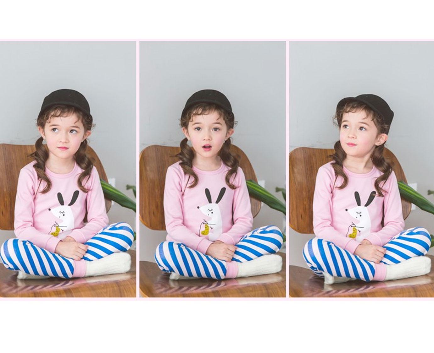 Pyjama 'Knitting Rabbit'