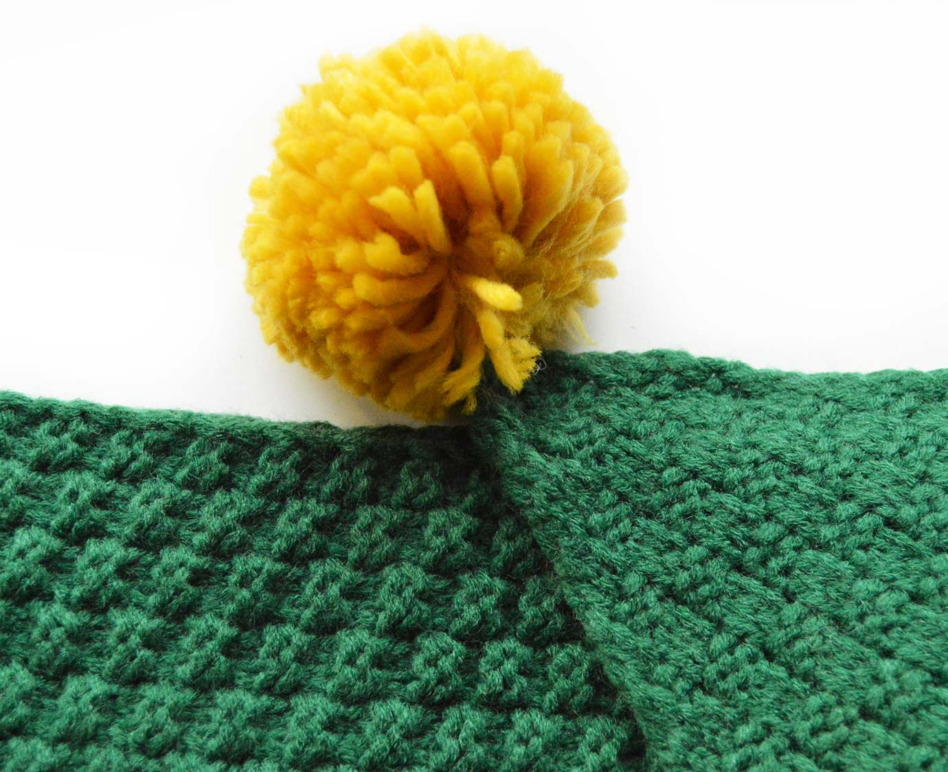 "Sjaal ""Knit Green"""