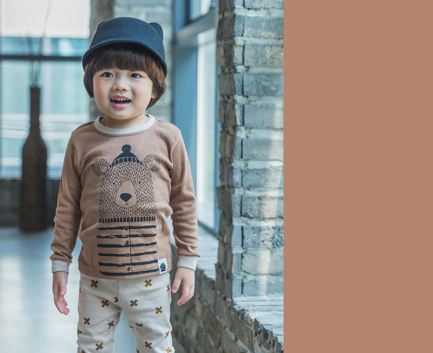 Pyjama 'Fur Hat'