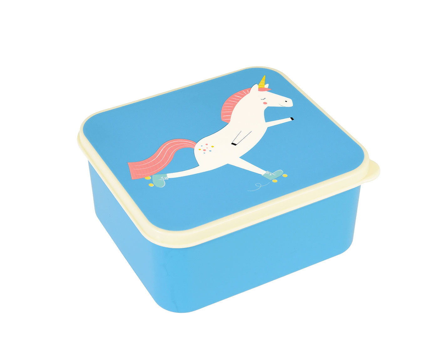Lunchbox 'Unicorn' kleur