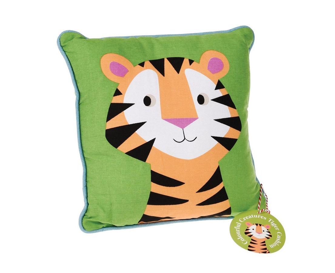 """Kussen """"Tiger"""""""