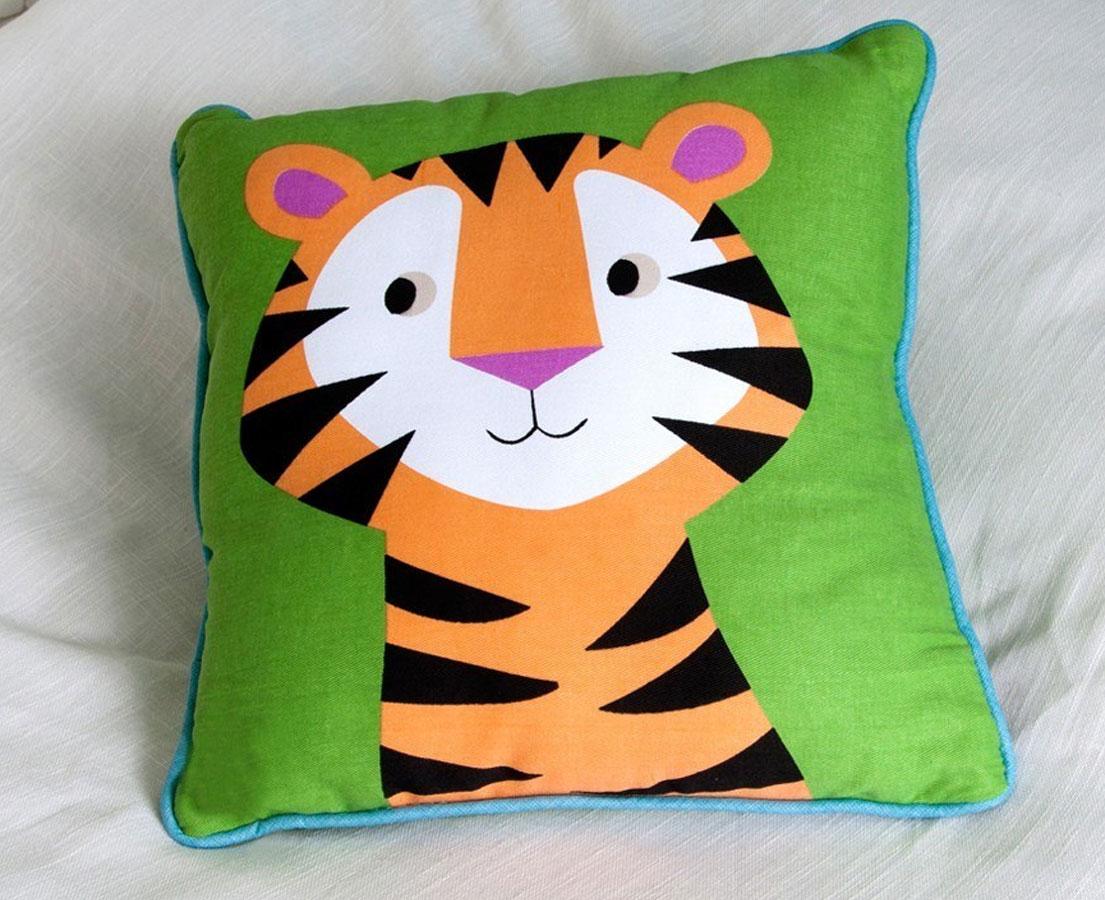 Kussen 'Tiger'