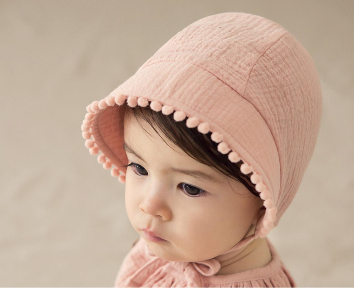 "Zonnehoed ""Isabel Pink"" kleur"