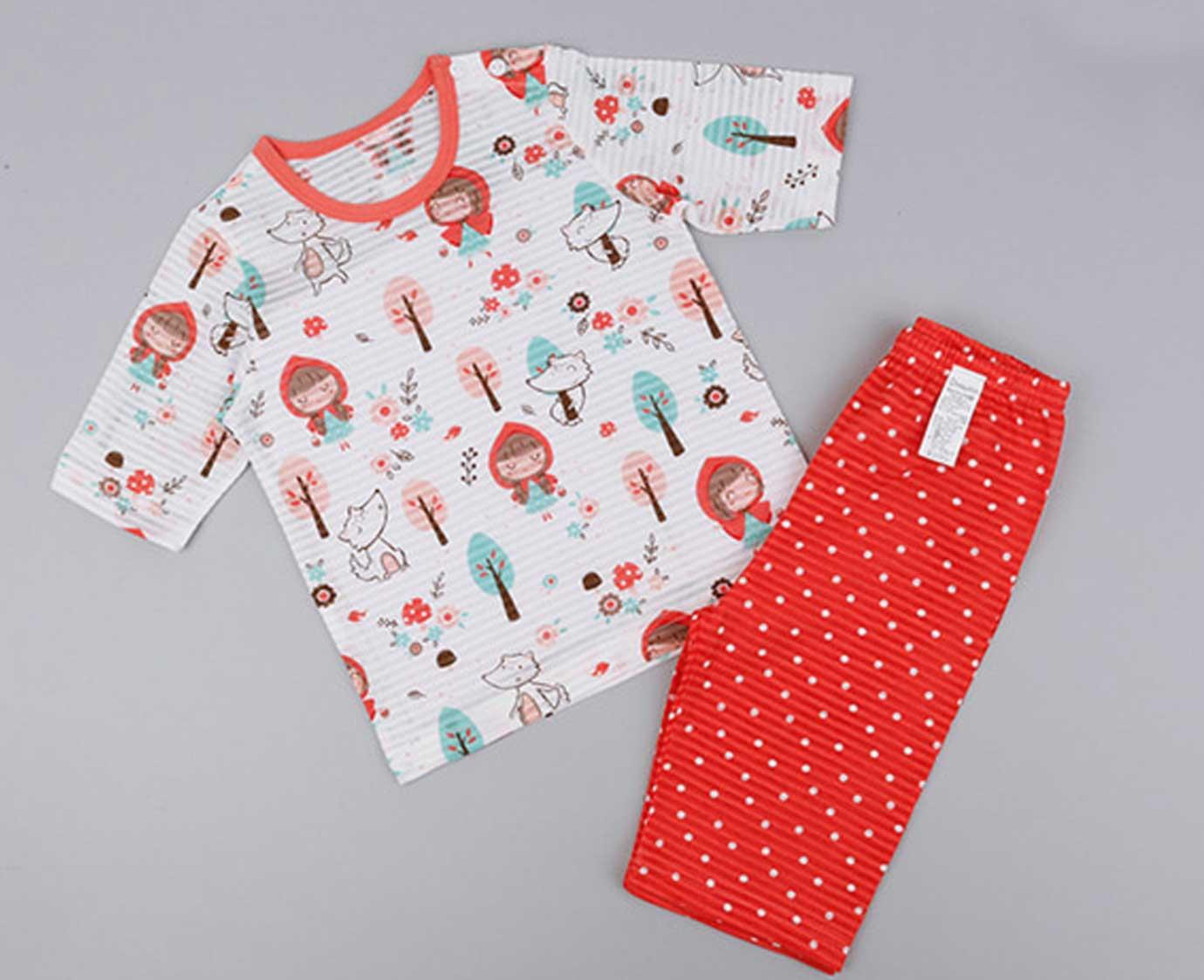 Pyjama 'Red Riding Hood'