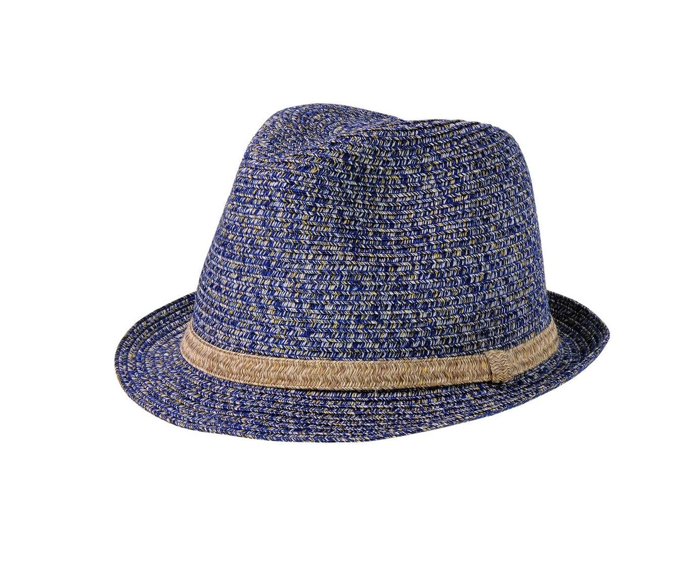 Fedora 'Summer Blue' kleur