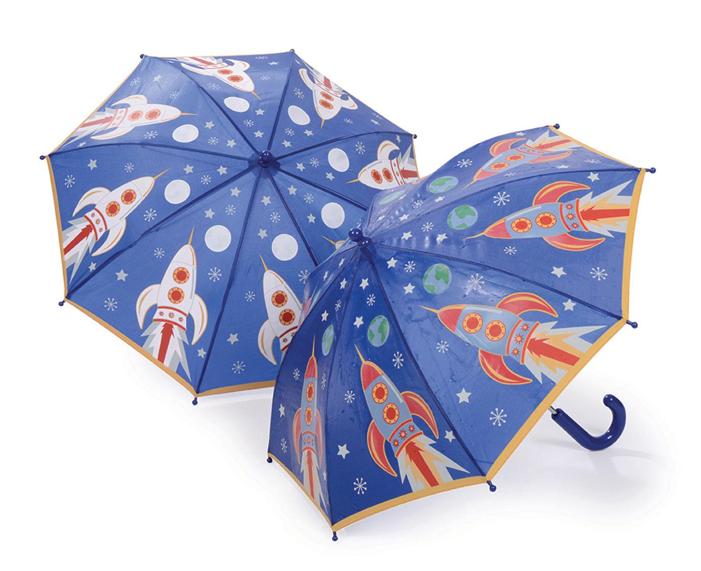 "Paraplu ""Rocket"" kleur"