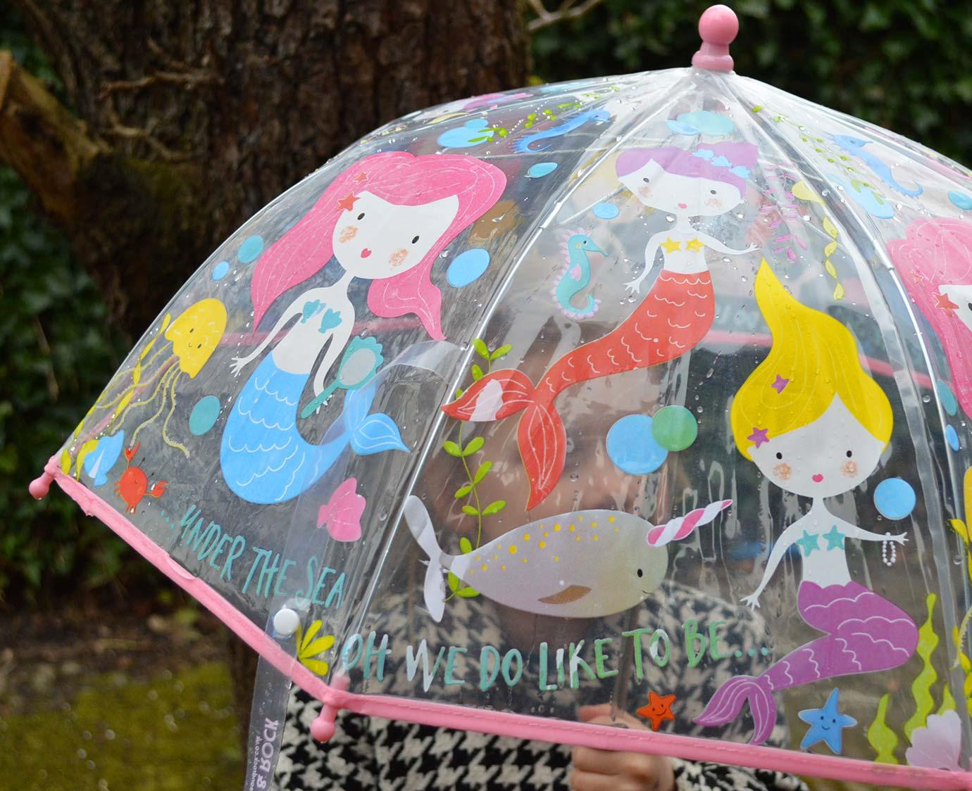 Paraplu 'Mermaid'
