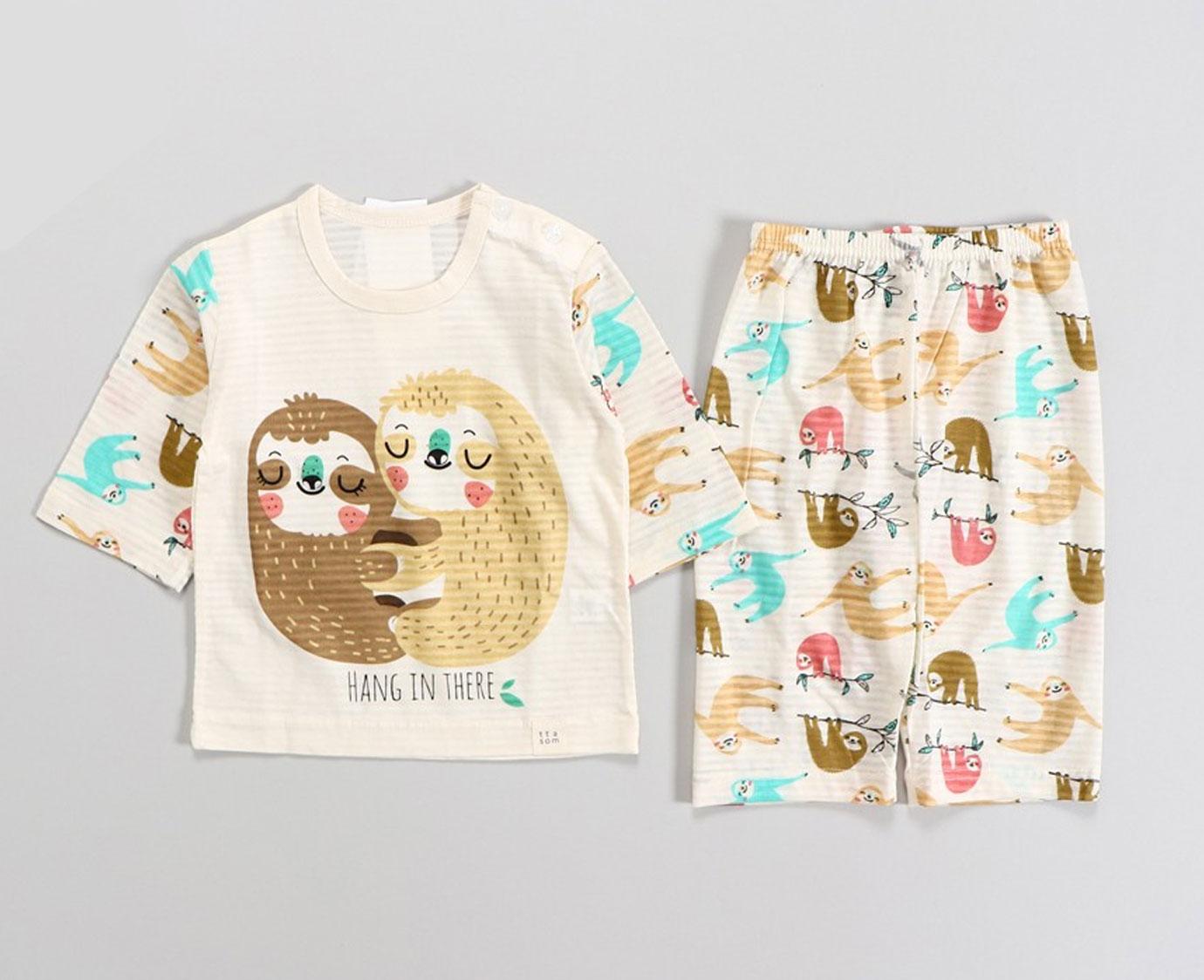 Pyjamasetje 'Sloth'