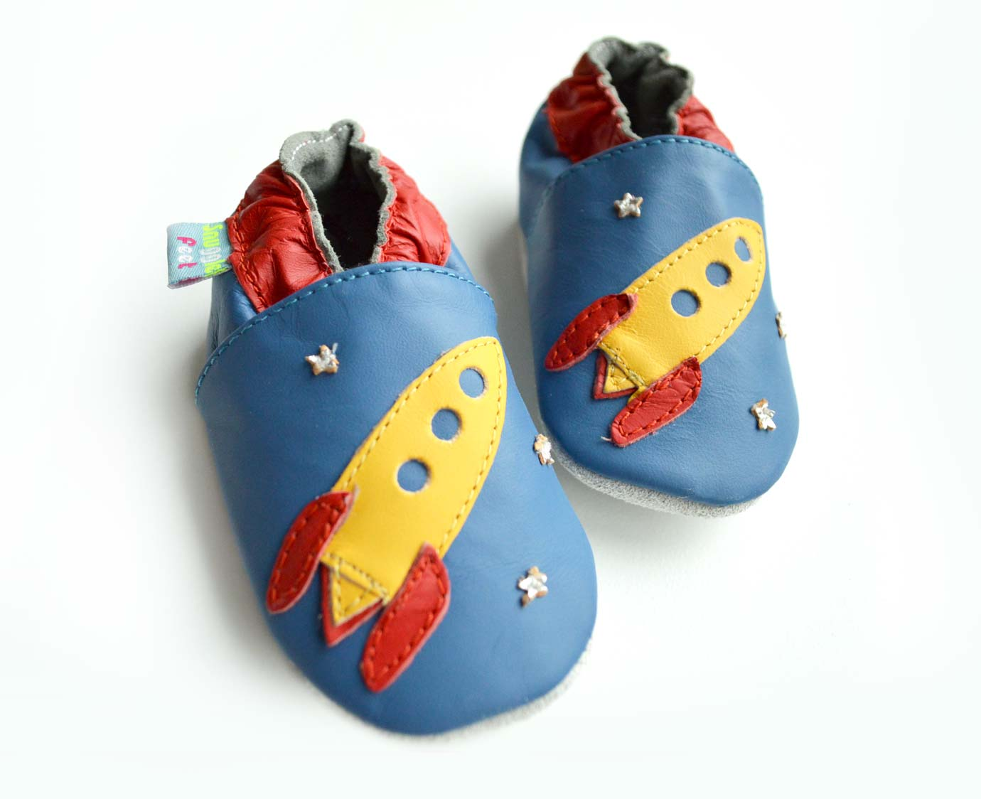 Babyslofjes 'Rocket'