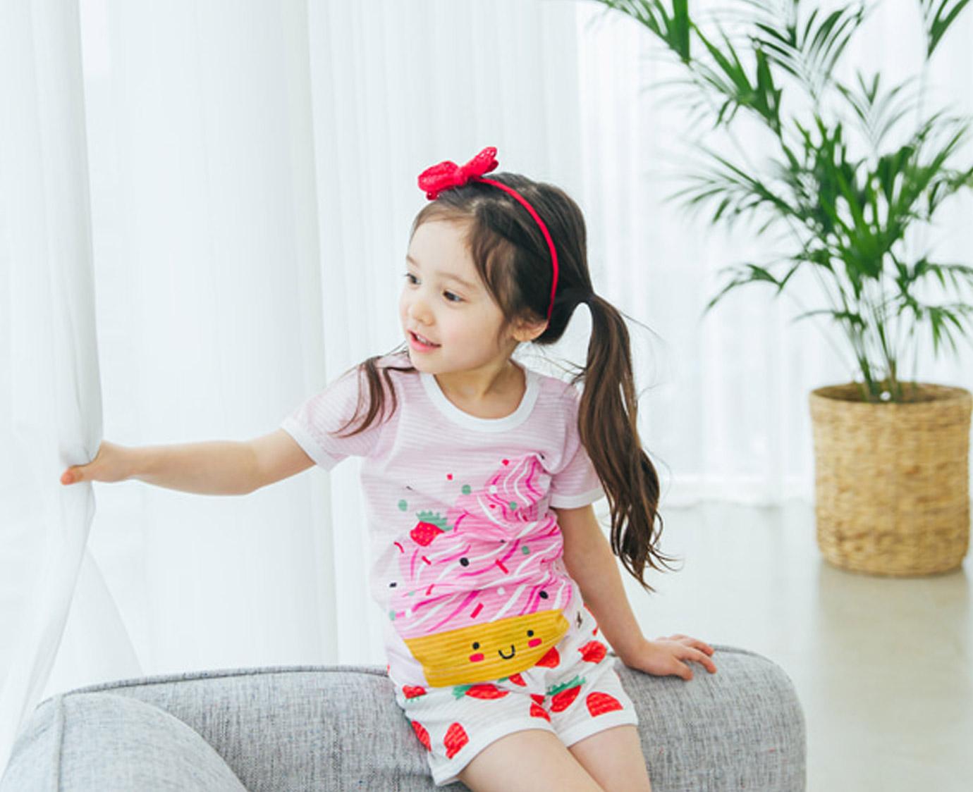 Pyjama 'Strawberry Ice' *Maat 104-110*