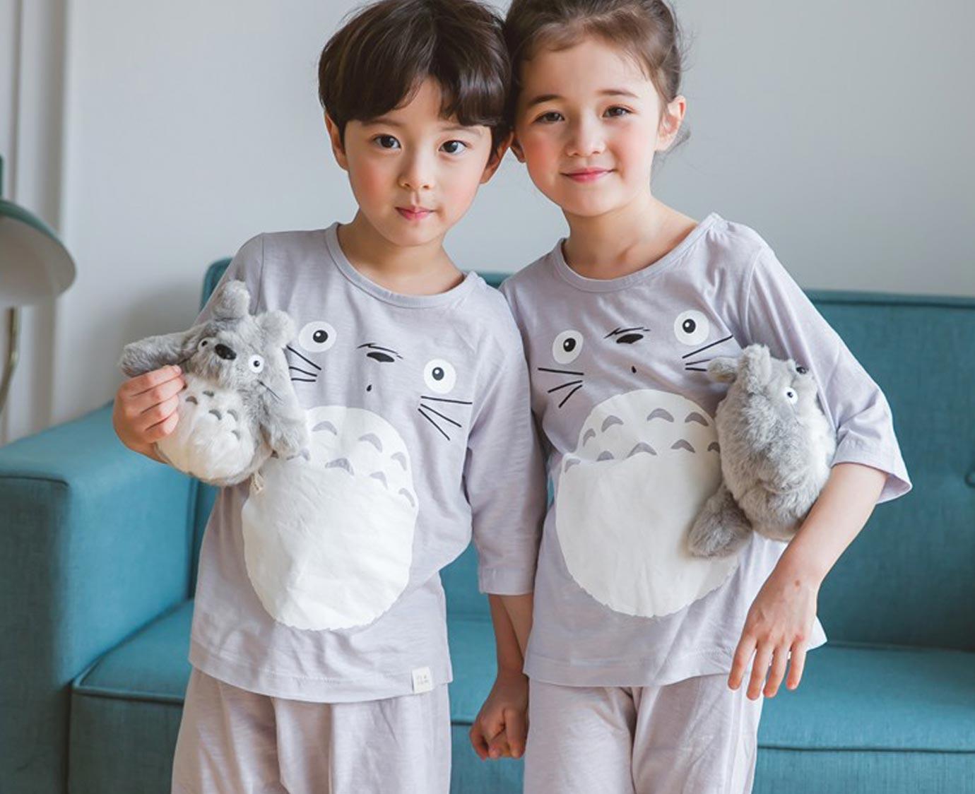 Pyjama 'Summer Totoro'