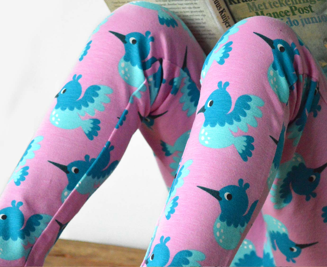 Legging 'Hummingbird' Maat 86-92