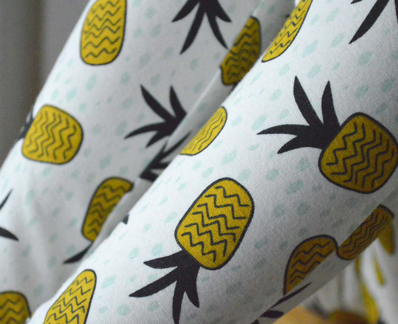 "Legging ""Pineapples Spots"" kleur"