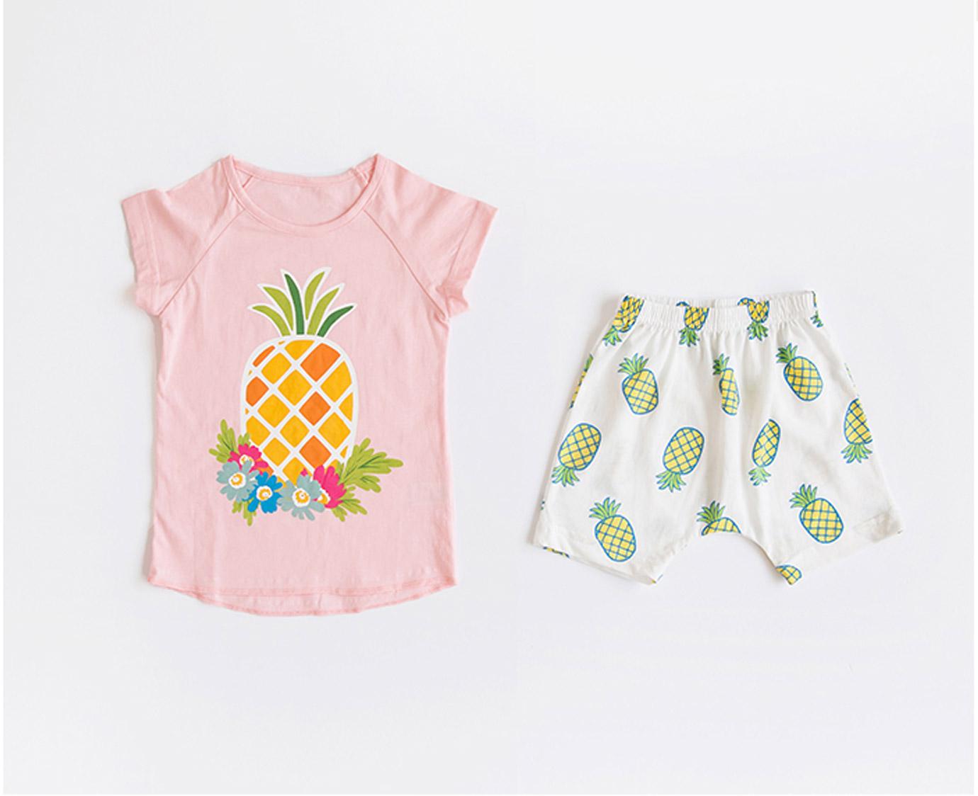 Pyjama 'Colorful Pine'