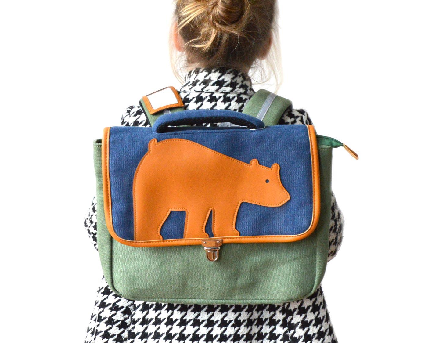 Schooltas 'Bear'