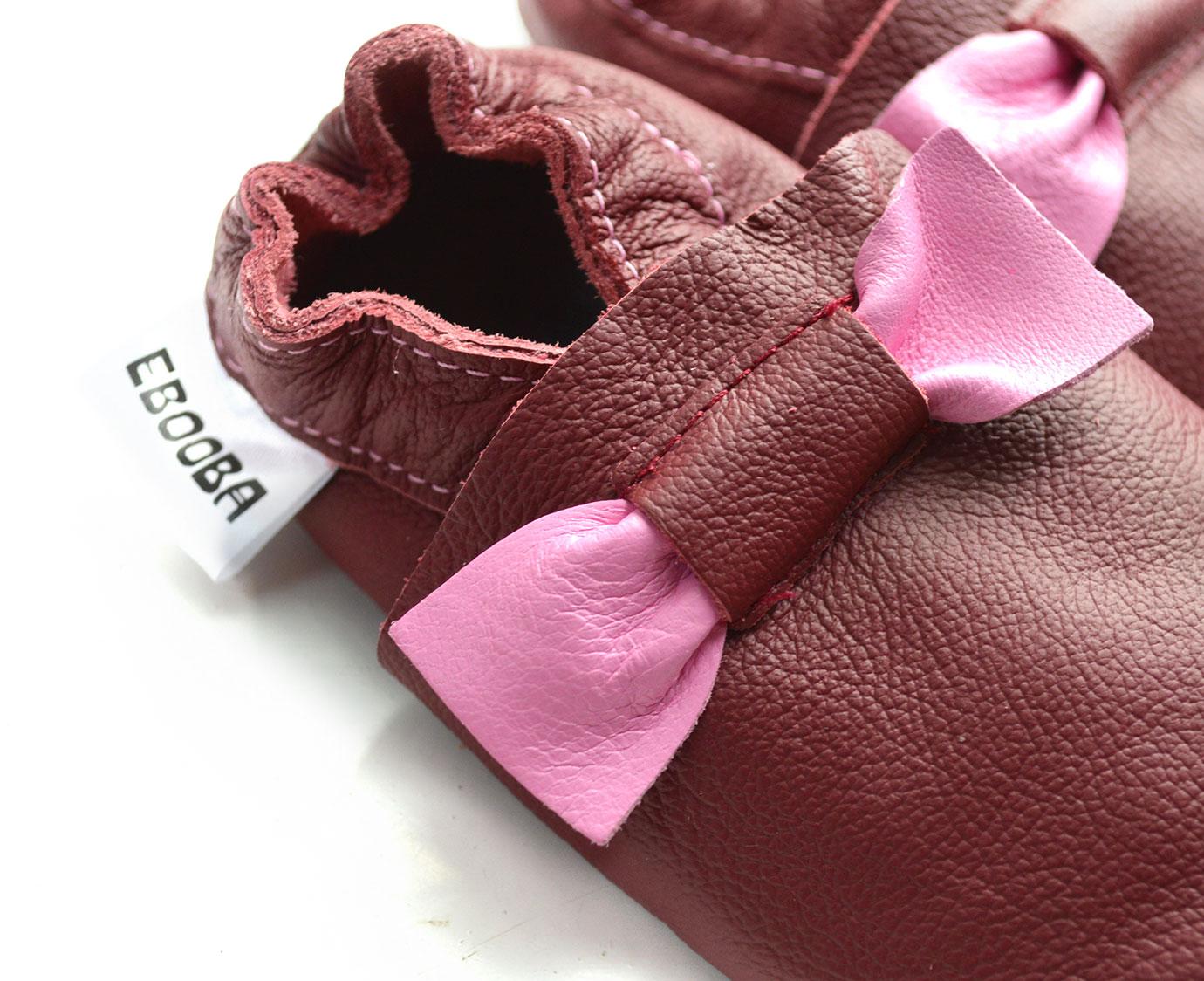 Slofjes  'Ribbon Pink'
