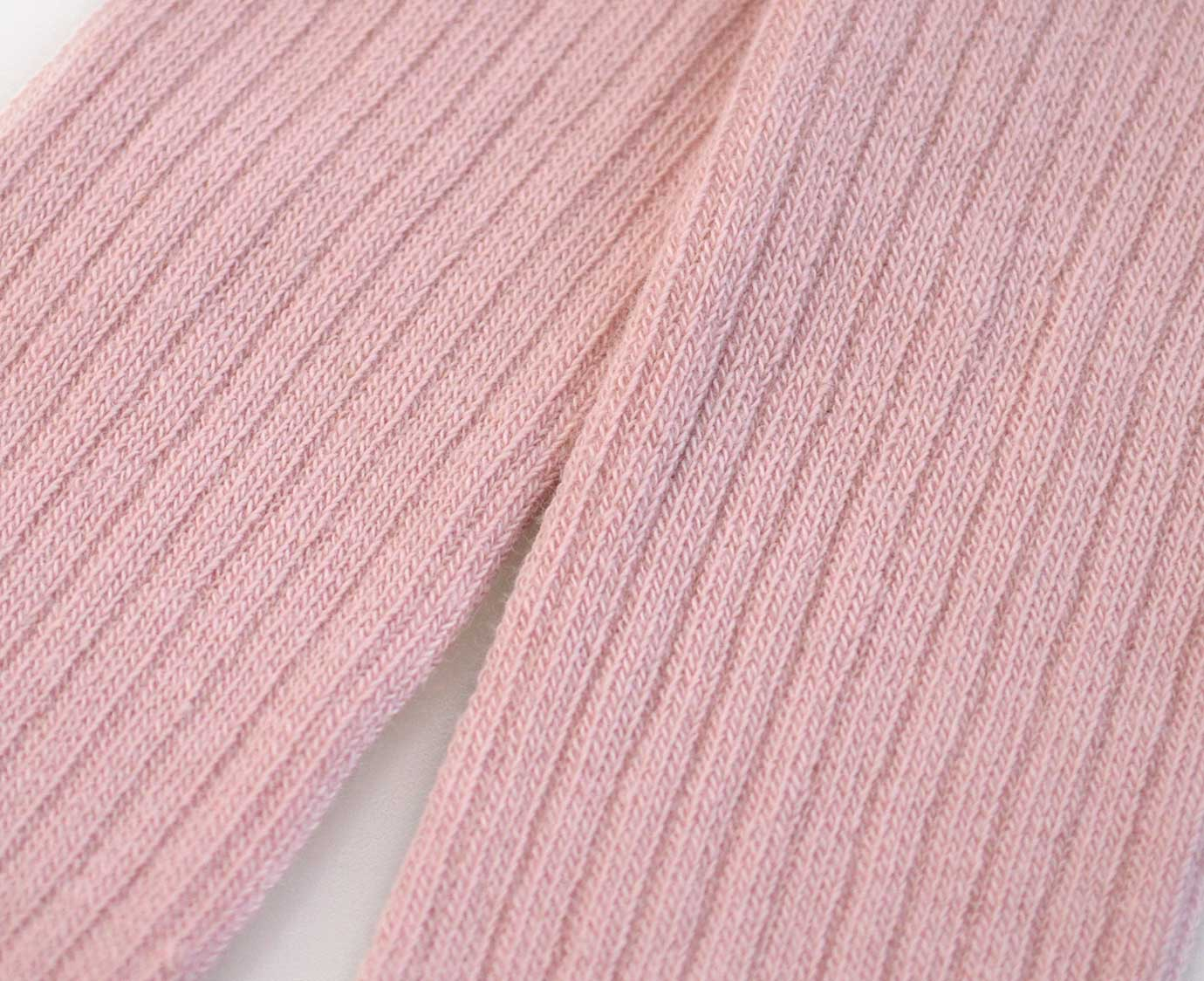 Maillot 'Rib dusty pink'