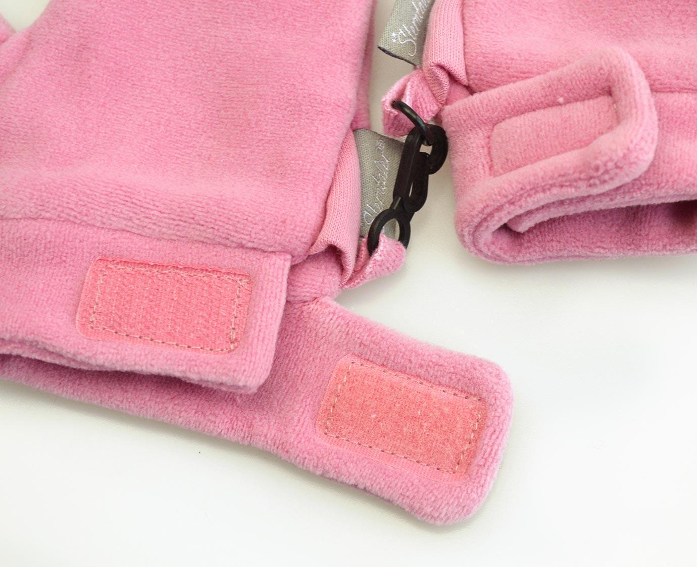 Wanten 'Pink'