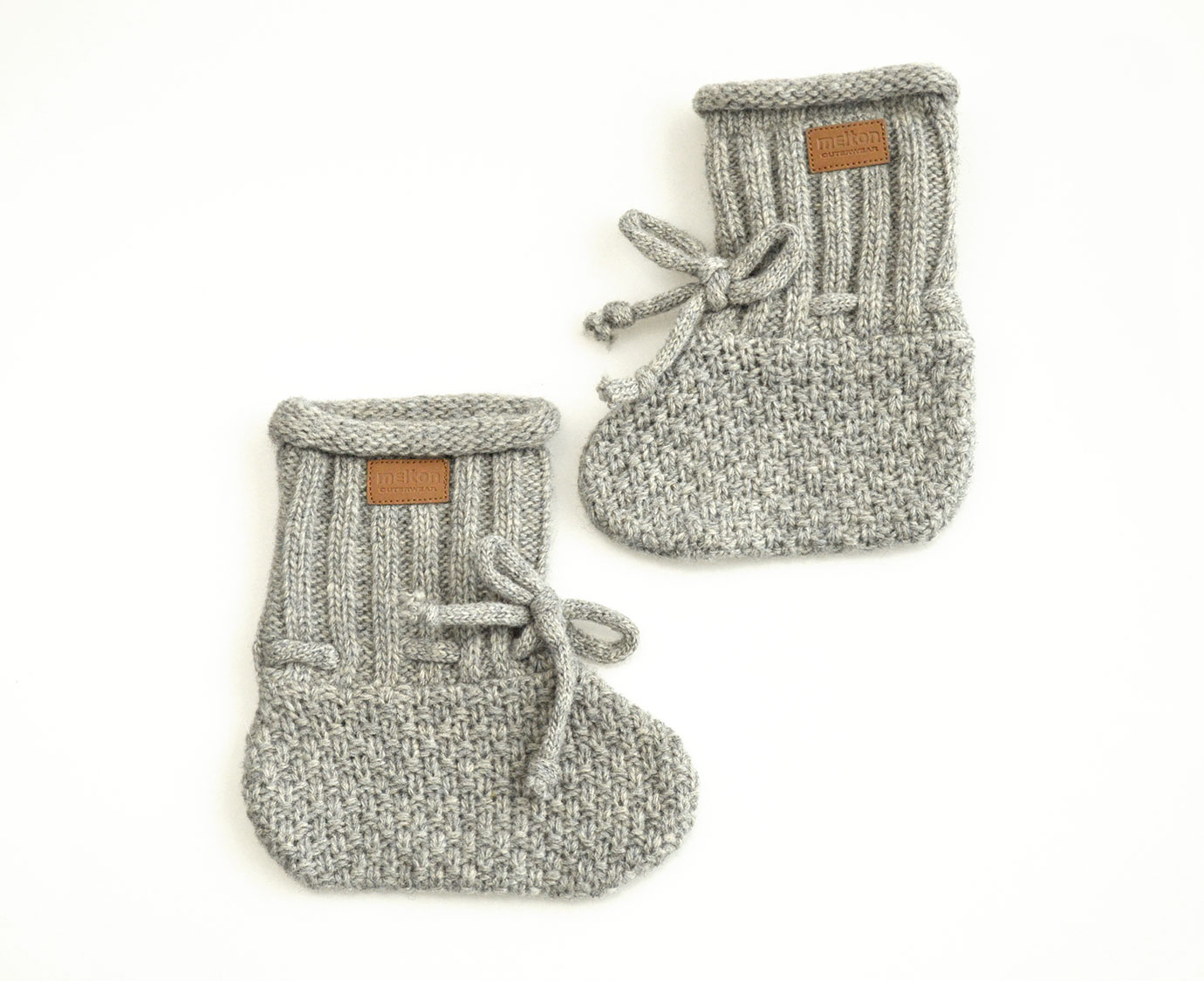 Footies 'Grey' kleur