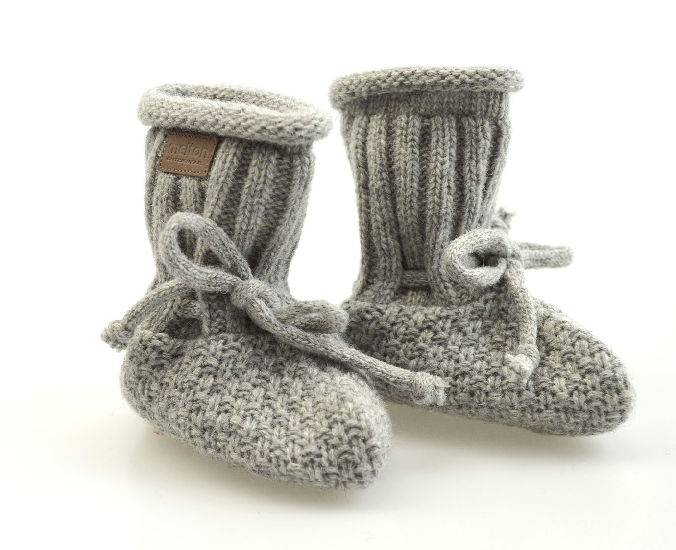 Footies 'Grey'