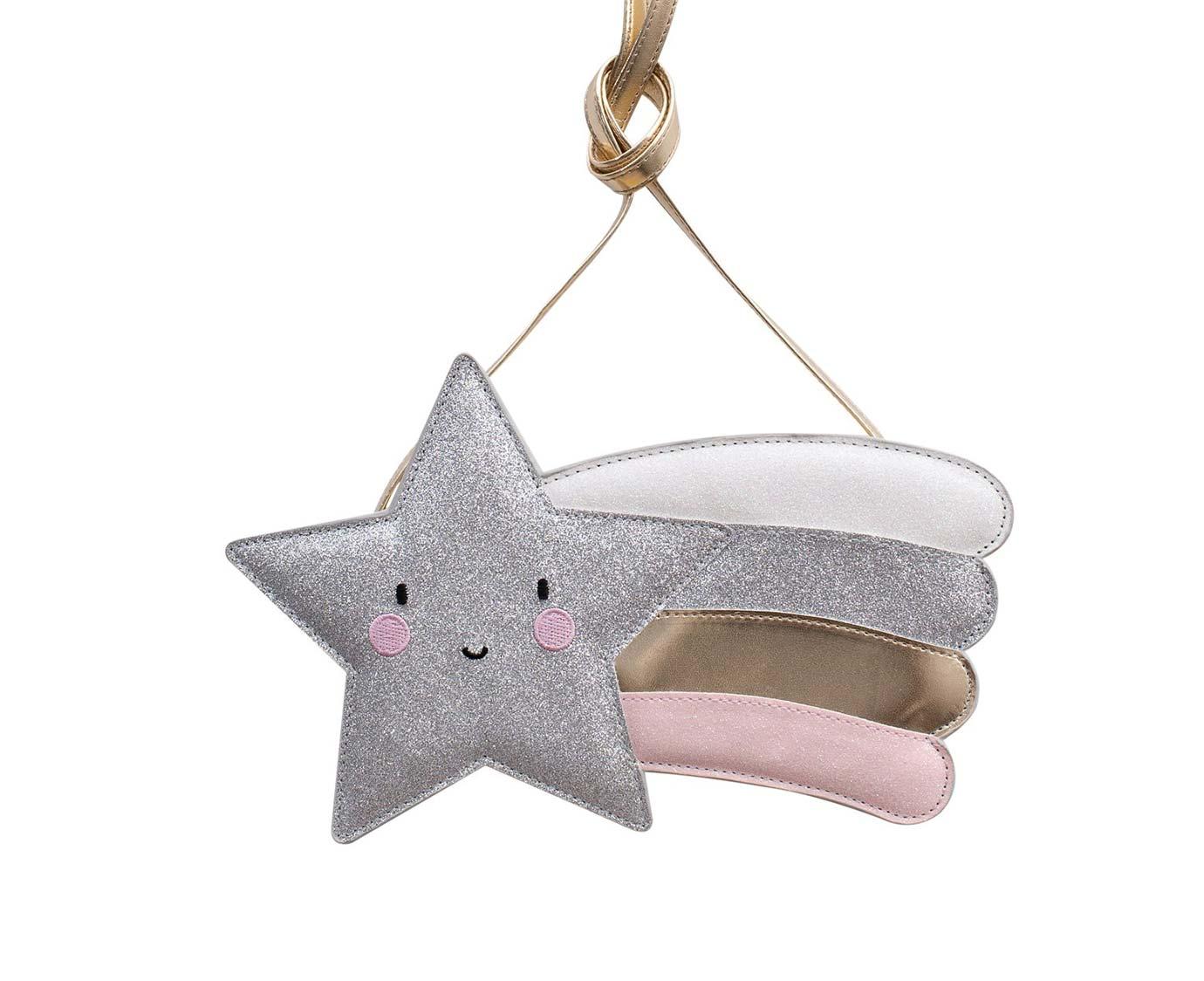 Tasje 'Shooting star'