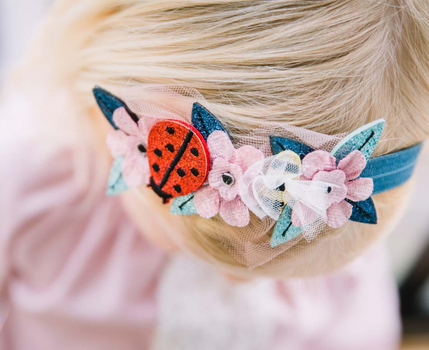 Haarband 'Garden'